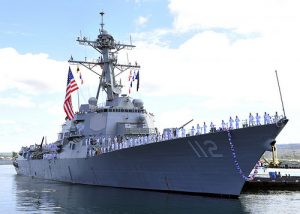 USS Murphy